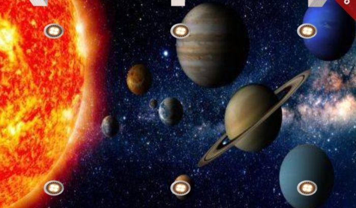 Фотообои с космосом